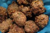 Boulettes lentilles champignon