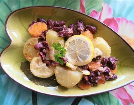Légumes façon créole